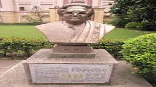 Mathematician Satyendra Nath Bose
