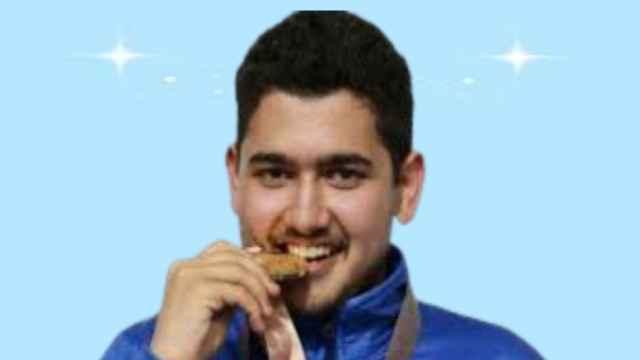 Anish Singh wins Medals in Mathematics