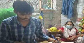 Anoop Dubolia got admission in IIT