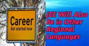 JEE will also be in regional languages