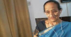 Magical teacher of maths Ambuja Iyer