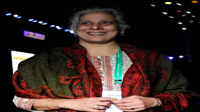 Mathematician Sujatha Ramdorai