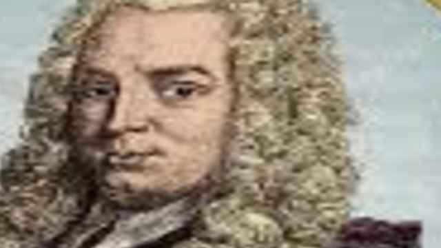 Mathematician Gabriel Cramer