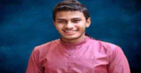 Mathematics genius Nischal Narayanam