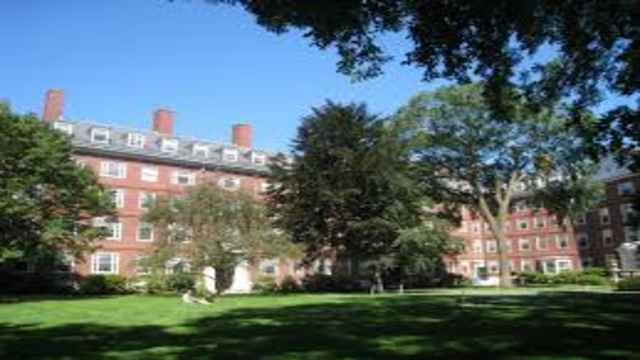 Take a free online course from Harvard,Harvard University