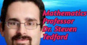Tedford receive Bruckman Prize in math