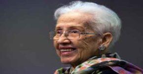 Black Mathematician Katherine Johnson