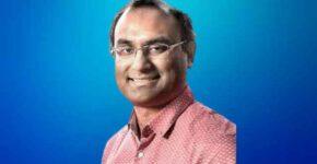 Mathematician Sourav Chatterjee