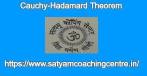 Cauchy-Hadamard Theorem