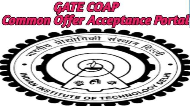 GATE 2021 Counselling Started