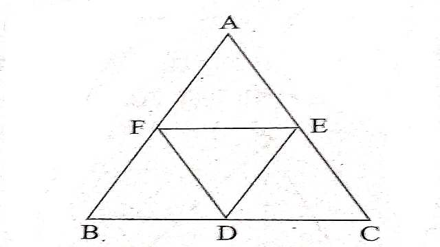 Similarity of Triangles